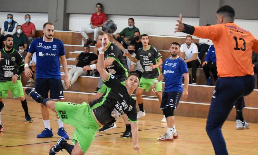 Handball Premier: Ο Διομήδης νίκησε τον Ιωνικό Ν. Φιλαδέλφειας και η Δράμα τον Ζαφειράκη