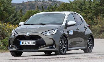 Ελαφρύ «τσίμπημα» τιμών το νέο Toyota Yaris