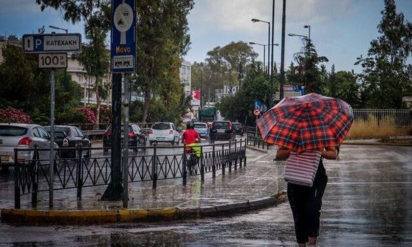 Κακοκαιρία Μπάλλος: Ισχυρές καταιγίδες σε όλη τη χώρα - Πού θα χτυπήσουν τα φαινόμενα