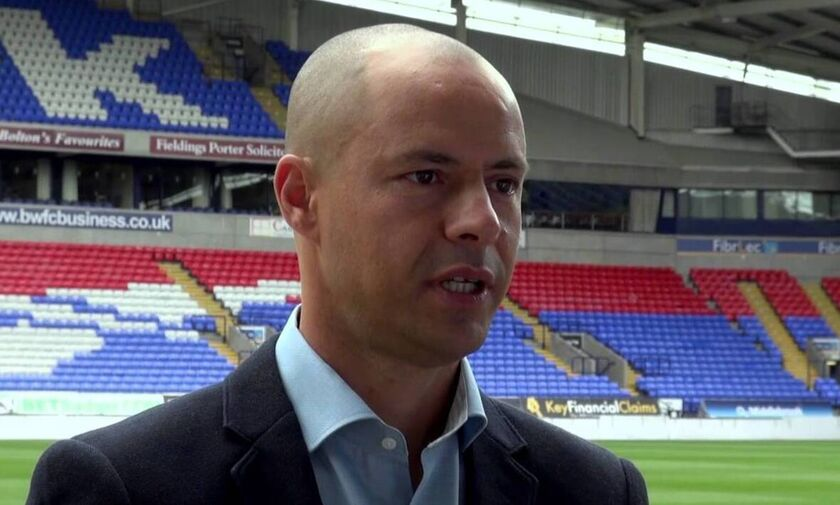 Γιαννακόπουλος: «Θέλω να γίνω προπονητής στην Αγγλία»