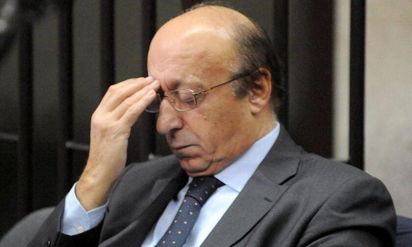 Μότζι: «Με το Calciopoli σκέφτηκα ακόμα και την αυτοκτονία»
