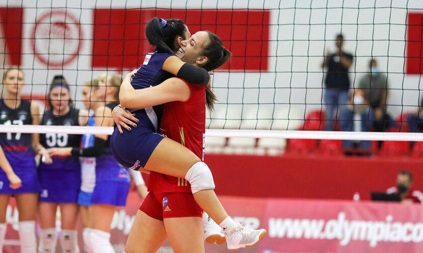 Μινσκ - Ολυμπιακός 0-3: Τα highlights της αναμέτρησης