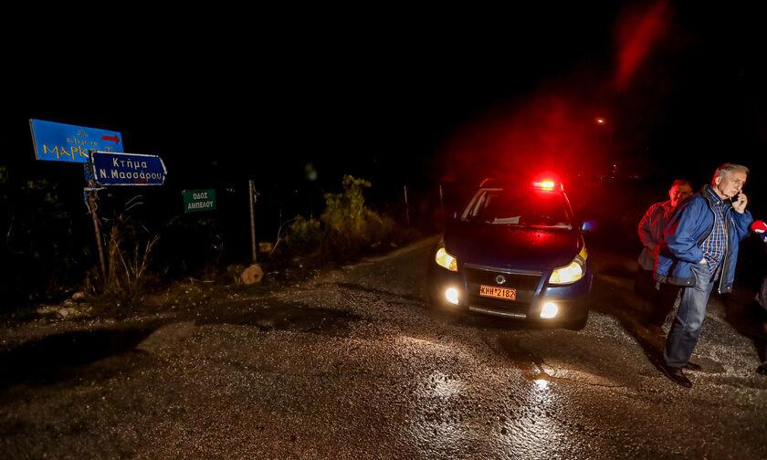 Πικέρμι: Λήξη συναγερμού - Σώος ο αγνοούμενος οδηγός (vid)