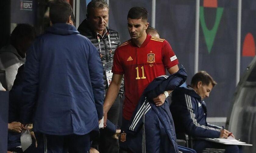 Πλήγμα με Φεράν Τόρες σε Σίτι και Ισπανία, δεν παίζει κόντρα στην Εθνική (11/11)