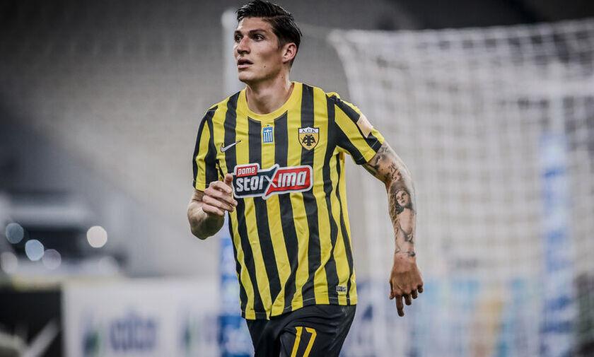 ΑΕΚ: Παίκτης του μήνα Σεπτεμβρίου, για την Super League, ο επανακάμψας από την Ελβετία, Τσούμπερ!