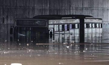 «Μπάλλος»: Παρέμβαση της δικαιοσύνης για το πλημμυρισμένο λεωφορείο