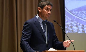 Αυγενάκης: «Θα διεκδικήσουμε τους Μεσογειακούς του 2030»