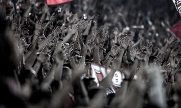 Ολυμπιακός: Νέα ανακοίνωση για τα εισιτήρια με Άιντραχτ λόγω της κακοκαιρίας