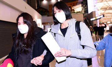 ΠΑΟΚ: Στον... αέρα οι αδελφές Λι, πετούν για Θεσσαλονίκη (pics)