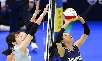 Έβγαλε...μάτια η Λι Ντα Γιανγκ, παίζει στο ΠΑΟΚ-Ολυμπιακός(pics, vid)