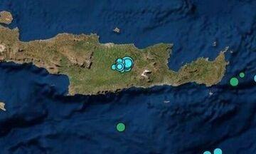 Κρήτη: Νέος σεισμός 4,3 Ρίχτερ στο Αρκαλοχώρι