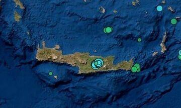 Κρήτη: Νέος σεισμός 4,5 Ρίχτερ στο Αρκαλοχώρι