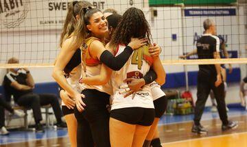 Αποτελέσματα, βαθμολογίες και πρόγραμμα σε  Volley League ανδρών-γυναικών Pre League, Α2 γυναικών